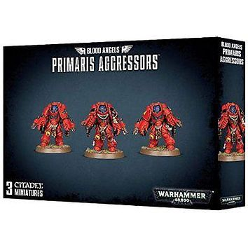 Blood Angles Aggressors Warhammer 40,000