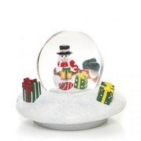 Snow Globe Collection : Jar Candle Topper : Yankee Candle