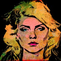 DEBBIE HARRY - THE GRIFFIN PASSANT STREETWORK