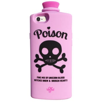 Poison 3D iPhone 6/6S Case (Lavender)