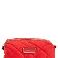 MARC BY MARC JACOBS 'Large Crosby' Quilted Nylon Cosmetics Case