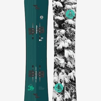 Burton Family Tree Custom Split Snowboard | Burton Snowboards Winter 16