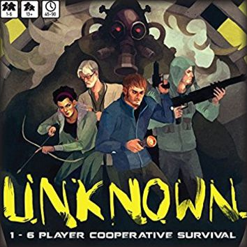 Unknown, 1-6 player cooperative survival