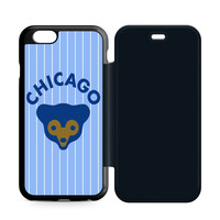 Chicago Cubs Icon Flip iPhone 6 | 6S Case