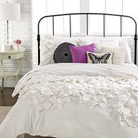 Sculpted Mums 2 Piece Twin Duvet Cover Set - Bedding Collections - Bed & Bath - Macy's