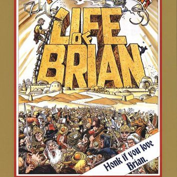 Monty Python's Life of Brian 27x40 Movie Poster (1979)