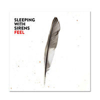 Sleeping With Sirens - Feel Vinyl LP Hot Topic Exclusive
