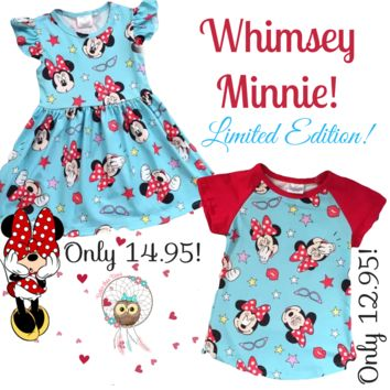 NEW!! Semi RTS Whimsey Mouse Girl, Limited Edition D-15