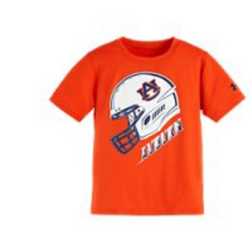 Under Armour Boys' Toddler Auburn Helmet T-Shirt