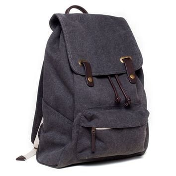 The Snap Backpack Grey