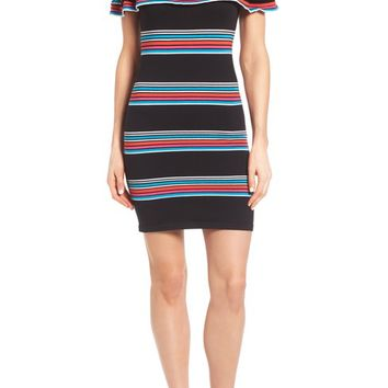 Vince Camuto Stripe Sweater Dress | Nordstrom
