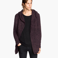 Bouclé Cardigan - from H&M
