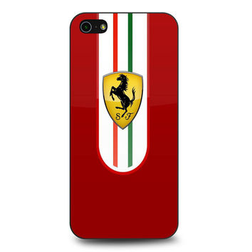Ferrari logo iPhone 5 | 5S Case
