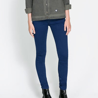 SUPERSKINNY JEANS - Jeans - Woman | ZARA United States