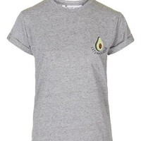 TALL EXCLUSIVE Avocuddle Tee - Grey Marl
