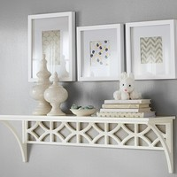 Decorator Single Shelf