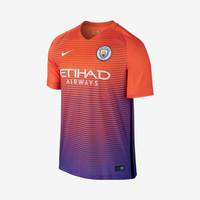 Manchester City 2016-17 3rd Jersey (Youth)