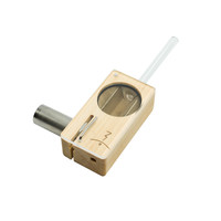 Classic Portable Vaporizer by Magic Flight - Cherry, Maple, or Walnut