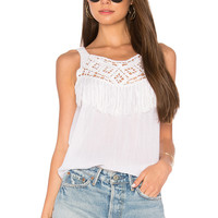 BB Dakota Hilary Top in Optic White | REVOLVE