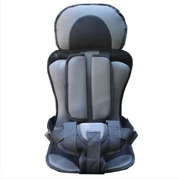 Baby Car Seat Safety Portable, Child Car Seat for Dining Chair, up to 5 Years Old, 8 Optional Color