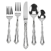 Willow 20pc Flatware Set