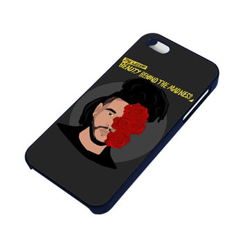 THE WEEKND BBTM Beauty Behind The Madness iPhone 5 / 5S Case Cover