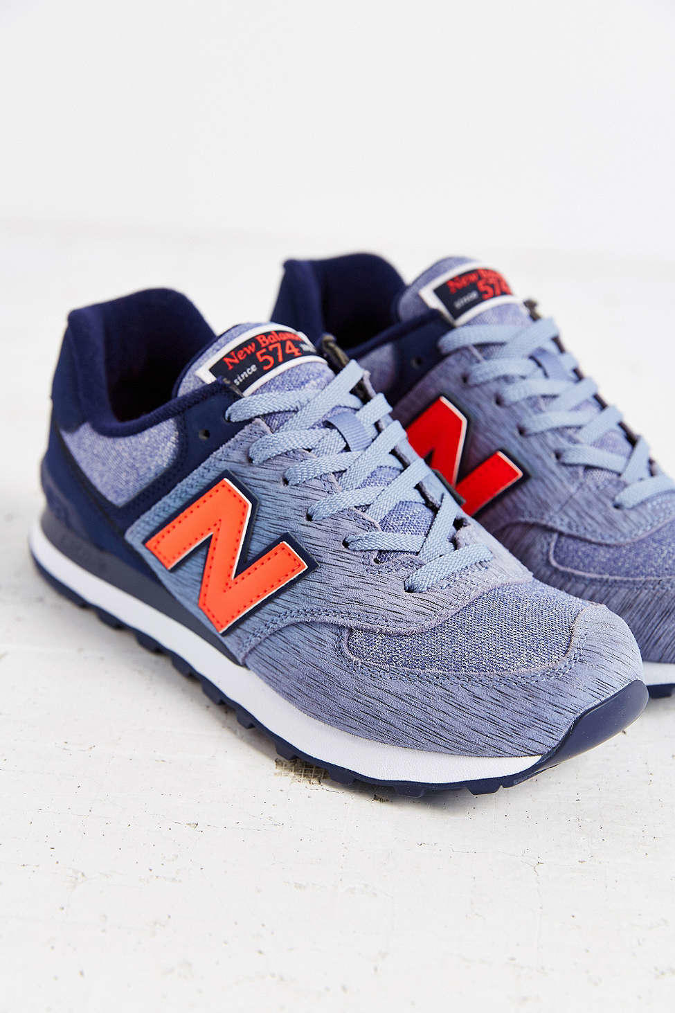 92558085d New Balance 574 Sweatshirt Running from Urban Outfitters | Quick