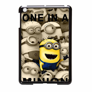 Despicable Me One In Minion iPad Mini Case