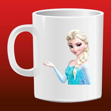 Ellsa Disney Frozen for Mug Design