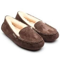 Ugg W Ansley-Chocolate