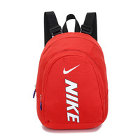 """Nike"" Sports Style School Backpacks Laptop Backpack Shoulder Bag Travel Bag"