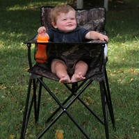 Portable High Chair Mossy Oak 385362064 | High Chairs | High Chairs | Feeding | Burlington Coat Factory