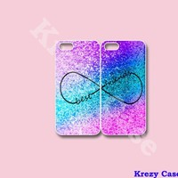 Infinity Best Friends Iphone 5 Case - For Iphone 5, Iphone 5 Cover