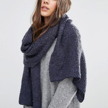 Stitch & Pieces Soft Knit Long Line Scarf