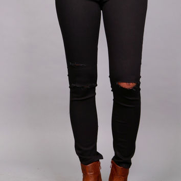 Black Betty Skinnies