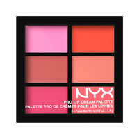 Pro Lip Cream Palette | NYX Professional Makeup