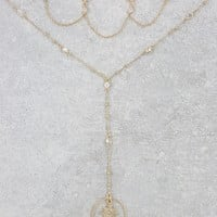 The Stars Will Guide You Necklace Set