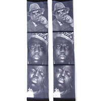 Biggie Graphic Socks