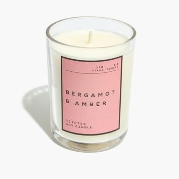 Glass Tumbler Candle : shopmadewell candles | Madewell