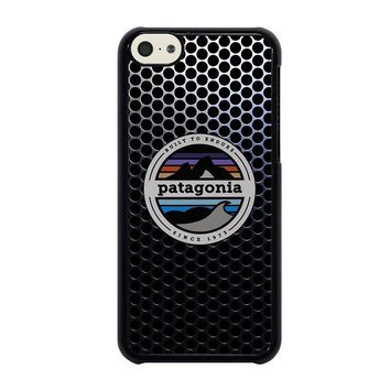 PATAGONIA FISHING BUILT TO ENDURE iPhone 5C Case Cover