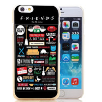 FUNNY TV SHOW LOGO NOVELTY Hard Case Cover for iPhone 6 6s plus 5 5s 5c 4 4s Phone Cases