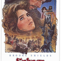 Sahara 11x17 Movie Poster (1984)