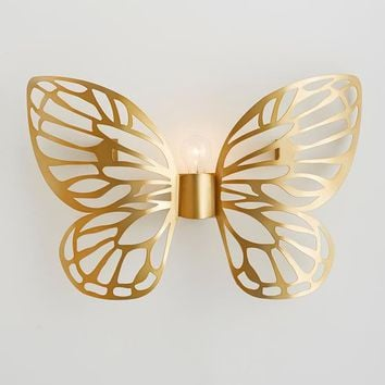 Butterfly Sconce