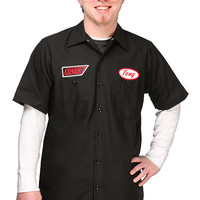 Stark Work Shirt - Black,