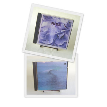 Ride CD Two Set Smile and Nowhere Vintage Used Music Indie British Pop Alternative Shoegaze