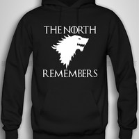 Bull-shirt.com The North Remembers Game Of the Thrones Hoodie Bull-shirt.com