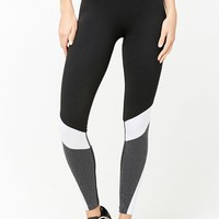 Active Dotted-Trim Leggings