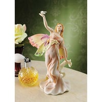 Park Avenue Collection Flower Dancer Fairy Statue