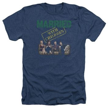 Married With Children - Vintage Bundys Adult Heather