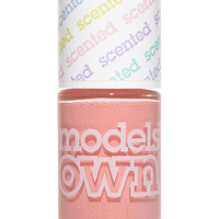 LOVE 21 Strawberry Tart-Scented Nail Polish Strawberry Tart One